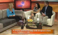 Rogers Daytime Slingbackers 2012