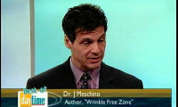Nutrition and Skin  Care, Dr. Mechino, Author of Wrinkle Free Zone